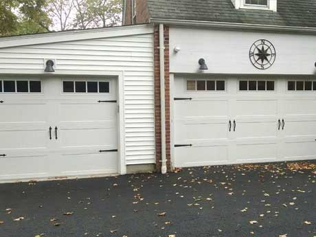 Multi Size Garages