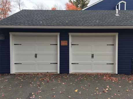 Aspen Radnor Garage Door