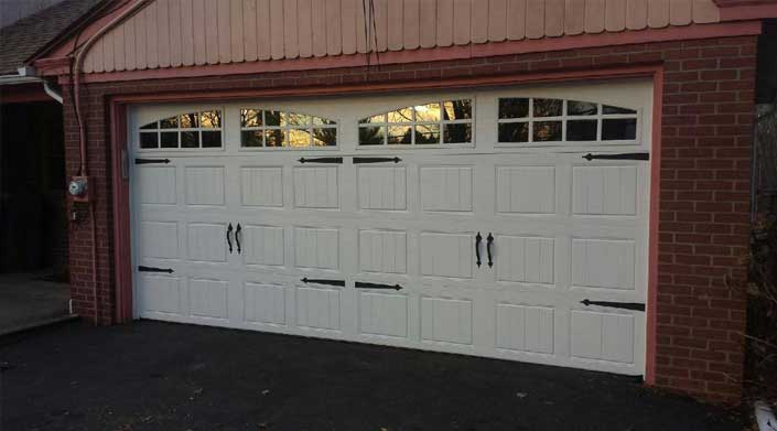Milford Residential Garage Door Installation